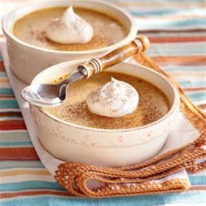 Baked Pumpkin Custard From Eagle Brand Recipe Allrecipes Com