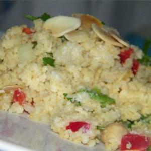Yummy Couscous Salad