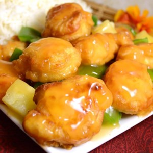 Sweet and Sour Chicken I