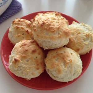 Easy Southern Biscuits Recipe - These biscuits have the light texture and rich flavor to complement your favorite Southern meal.