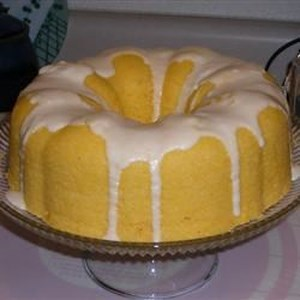 Angel cake surprise recipe allrecipes microwave cake forumfinder Image collections