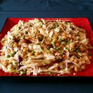 Indian vegetarian main dish recipes allrecipes cabbage koora recipe this cabbage stir fry is seasoned with fresh green chile peppers forumfinder Image collections