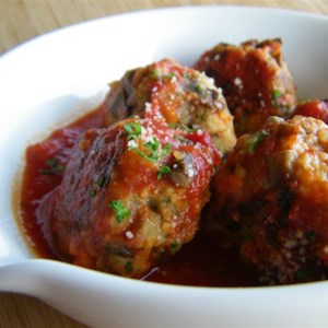 Chef John's Meatless Meatballs Recipe and Video - Make vegetarian meatballs with browned mushrooms instead of meat and you'll be amazed by their hearty taste and perfect texture. Approved for use on spaghetti!