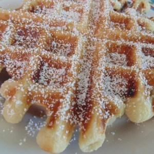 Chocolate waffles i recipe allrecipes funnel cake waffles forumfinder Gallery