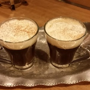 Colonial Hot Buttered Rum