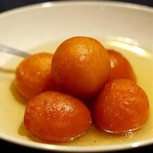Indian dessert recipes allrecipes gulab jamun recipe this is a traditional indian dessert spongy milky balls soaked in forumfinder Images
