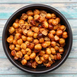 Diabetic recipes allrecipes the best dry roasted chickpea recipe recipe and video use this basic dry forumfinder Gallery