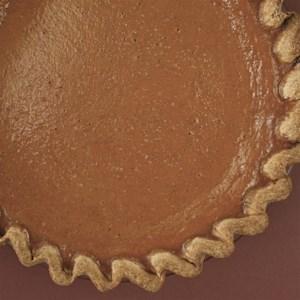 Pumpkin Pie with Rum