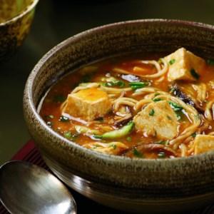 Spicy Tofu Hotpot
