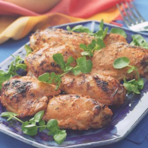 Turkish Chicken Thighs