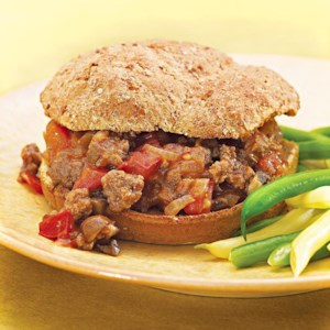 EatingWell Sloppy Joes