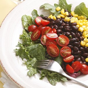 Southwestern Salad with Black Beans