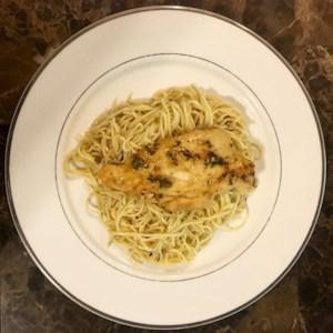Pasta Primavera With Lemon Caper Sauce Recipe Allrecipes Com