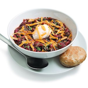 Ultimate Beef Chili