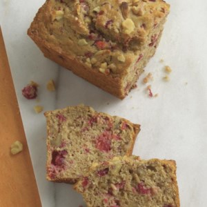 Cranberry-Walnut Quick Bread