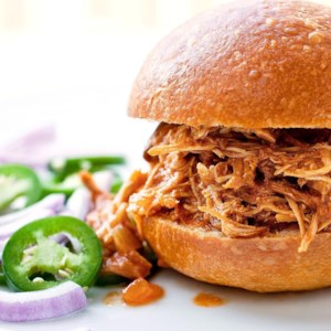 Barbecue Pulled Chicken