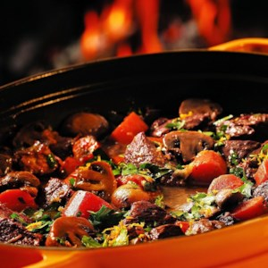 Slow-Cooked Provencal Beef Stew