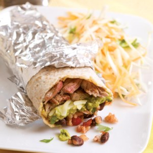 Steak Burritos
