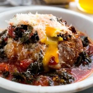 Bread & Tomato Soup