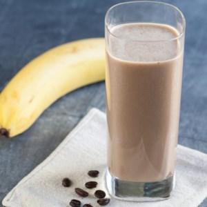 Hasil gambar untuk smoothie kopi rasa pisang