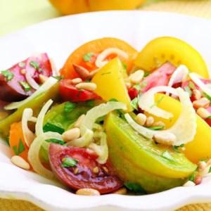 Tomato & Fennel Salad