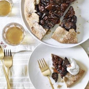 Fig & Cherry Galette