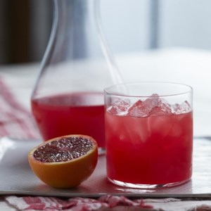SHED's Blood Orange Champagne Vinegar Shrub