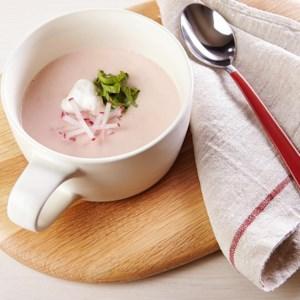 Creamy Radish Soup