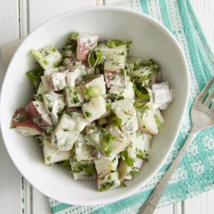 Three-Herb Potato Salad