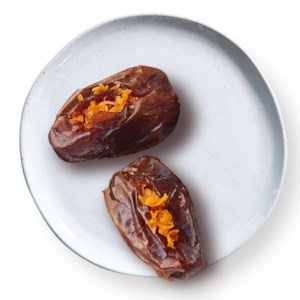 Almond-Stuffed Dates