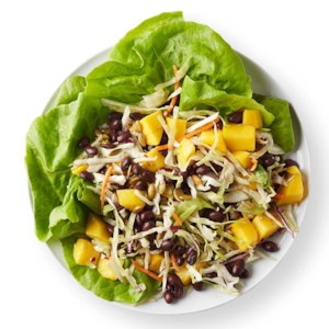 Black Bean & Mango Salad