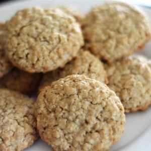 Soft Oatmeal Cookies Recipe and Video - This recipe for soft oatmeal cookies creates a moist and flavorful dessert that will make everyone's day a little bit better.