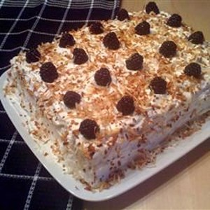 Angel food trifle recipe allrecipes lite coconut cake forumfinder Image collections