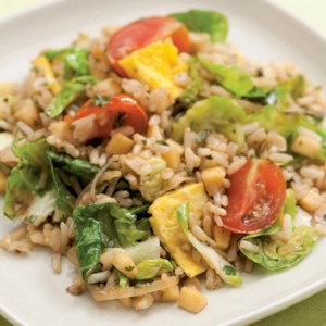 Farmers' Market Fried Rice