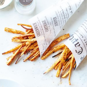 "Parsnip ""Fries"""