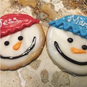polish christmas cookies - Kolacky Polish Christmas Cookies