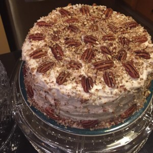 Hummingbird Cake Ii