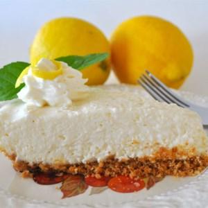 Lemon Icebox Pie III