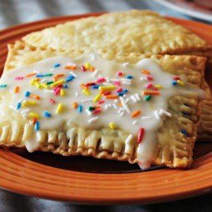 Pop-Tarts(R) Recipe - This copycat recipe for Pop-Tarts(R) filled with cinnamon sugar has all the flavor of the original but is made completely from scratch.