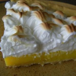 Lemon Meringue Pie III