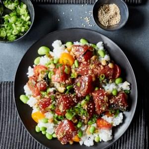 Hawaii recipes allrecipes chef johns hawaiian style ahi poke recipe and video its easy to make your forumfinder Choice Image
