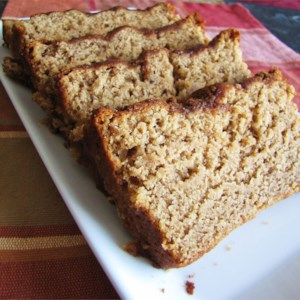 Brown Sugar Banana Bread Recipe - Brown sugar and cinnamon add depth to this moist, sweet banana bread.