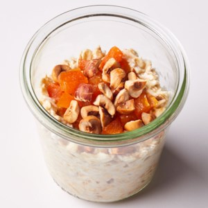 Coconut Overnight Oatmeal