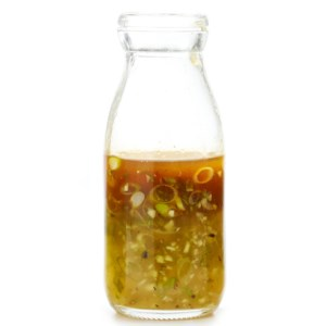 Ginger-Sesame Vinaigrette