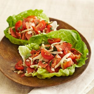 Pizza Lettuce Wraps