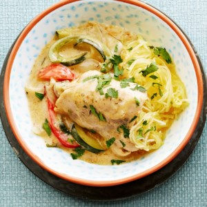 Slow-Cooked Ranch Chicken and Vegetables