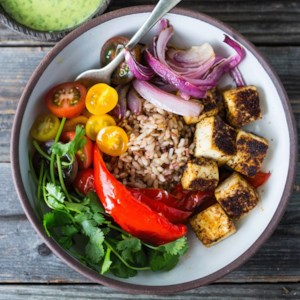 South of the Border Buddha Bowl