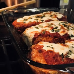 Chicken Parmesan Recipe and Video - A classic Italian dish prepared with tomato sauce and mozzarella, with a few additions by Chef John. Sure to impress your friends and family!
