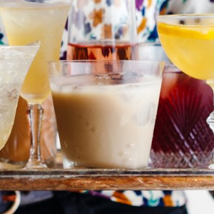 Brandy Alexander Punch