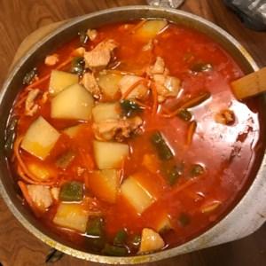 Filipino recipes allrecipes chicken afritada filipino stew recipe made with a whole chicken tomatoes forumfinder Gallery